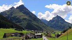 """TIROL - Paznaun """"Urlaub in Ischgl - Galtür - Kappl - See im Sommer in Österreich"""" TYROL - AUSTRIA"""