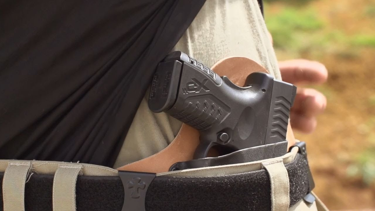 A CrossBreed Holsters Classic