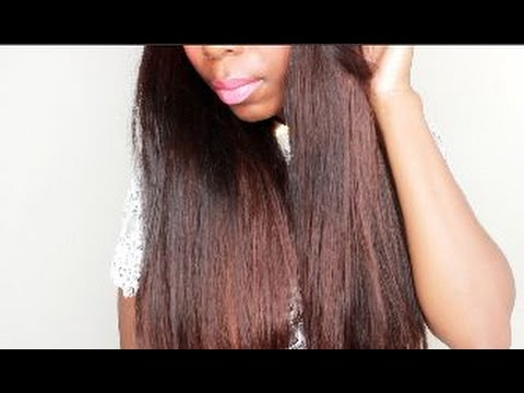 Dark To Chestnut Brown Hair With L Oreal Wild Ombre Kit