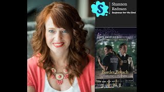 Border Breach Book Trailer - Darlene L Turner