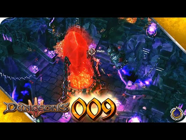 Let's Play DUNGEONS 3 🎮 [009] Organisation ist Alles!