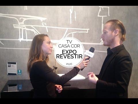 Expo Revestir 2016: Jader Almeida, Brunete Fraccaroli e muito mais!