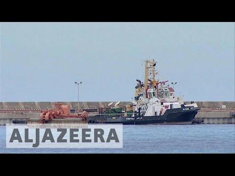 Libya oil exports resume after Haftar takeover