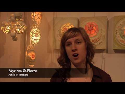 Myriam St Pierre - Business'Art ''La carte d'affaires une oeuvre d'Art en miniature''