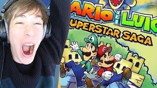 UN MARIO COMO NUNCA HEMOS VISTO! Mario & Luigi SuperStar Saga #1 ESPAÑOL