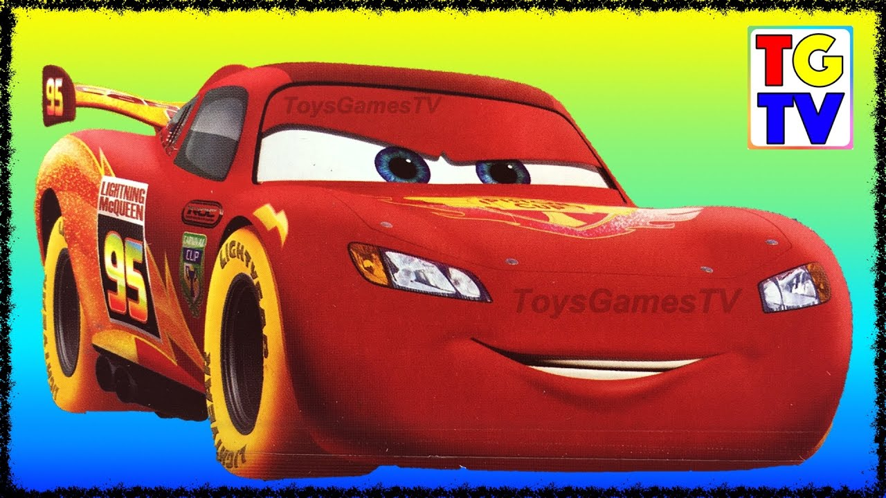 Cars Fast As Lightning Mcqueen Paint Jobs