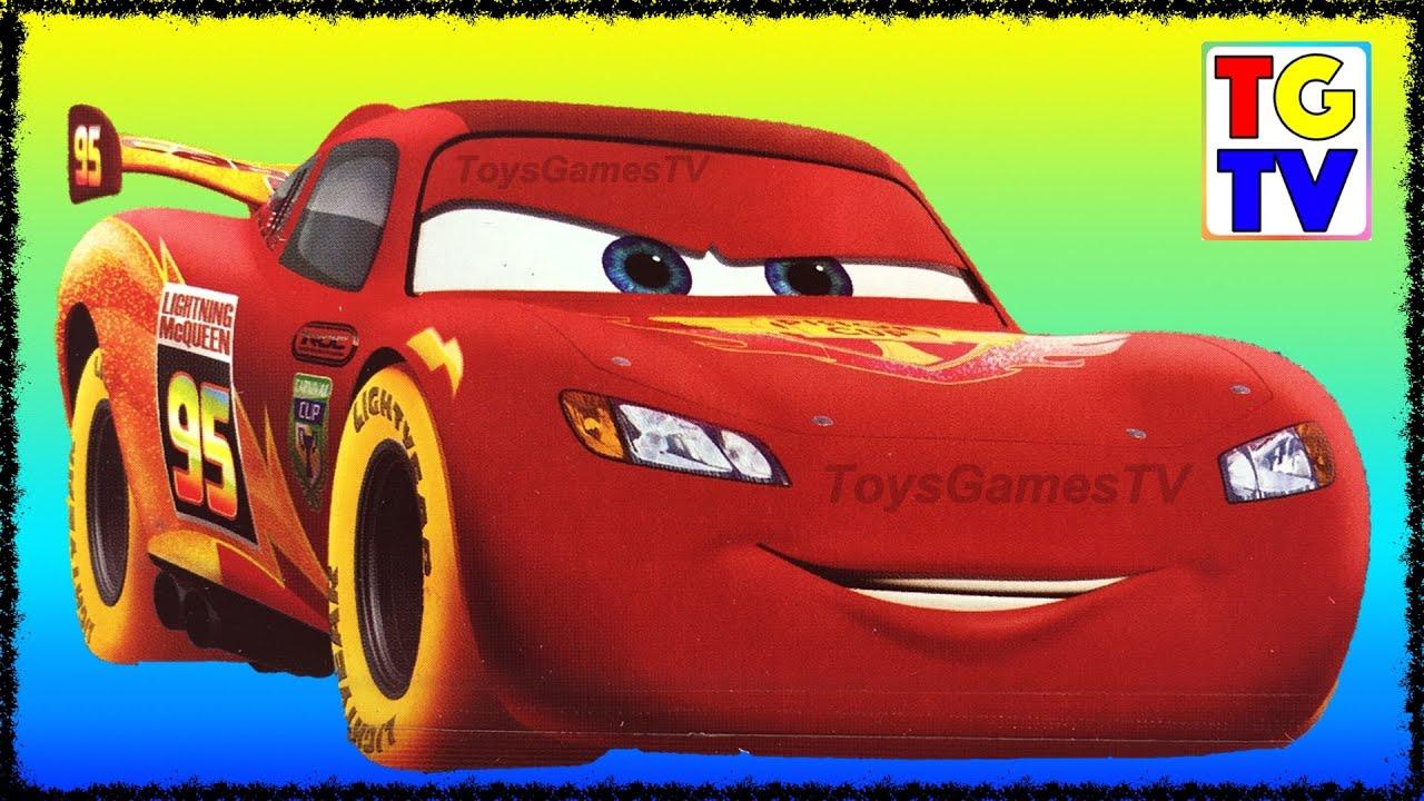 Pixar Cars Wallpaper Disney Pixars Cars Lightning Mcqueen Carnival Cup Racers
