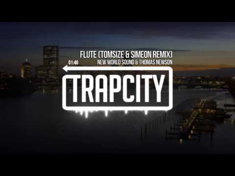 New World Sound & Thomas Newson - Flute (Tomsize & Simeon Remix)
