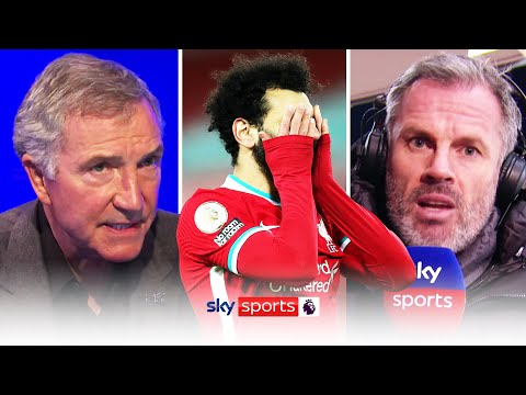 What has gone wrong in Liverpool's title defence so far? | Jamie Carragher & Graeme Souness