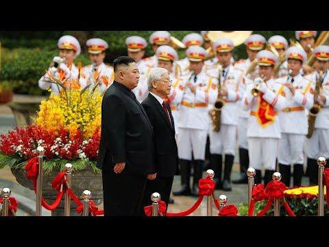 DPRK leader Kim receives warm welcome in Vietnam