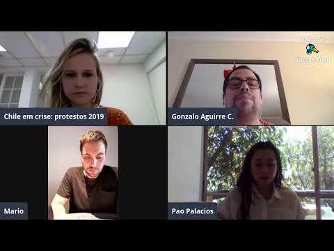 Chile em crise: protestos 2019
