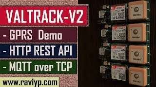 Designing a Low cost GSM/GPS tracker - GPRS Demo - Part 4