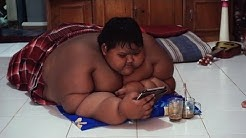 Family Puts 10-Year-Old Boy Weighing 423 Pounds On Strict Diet