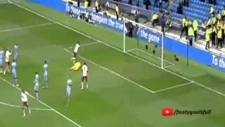 Video Gol Pertandingan Manchester City vs Aston Villa
