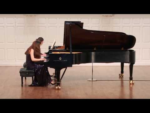 Bartók Piano Concerto No. 2 - Chengcheng Yao (Sophiko Simsive, Orchestra)