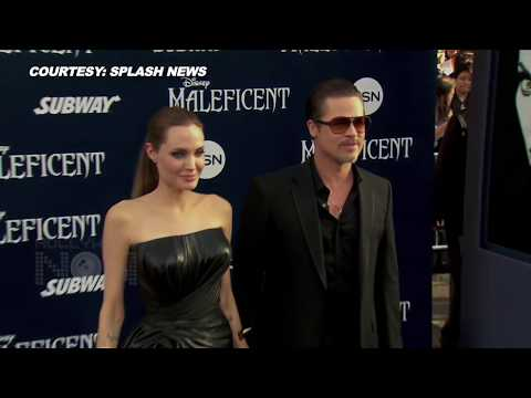 """Angelina Jolie Gets Emotional About Brad Pitt, Says """"We Are A Family"""" In An Interview"""