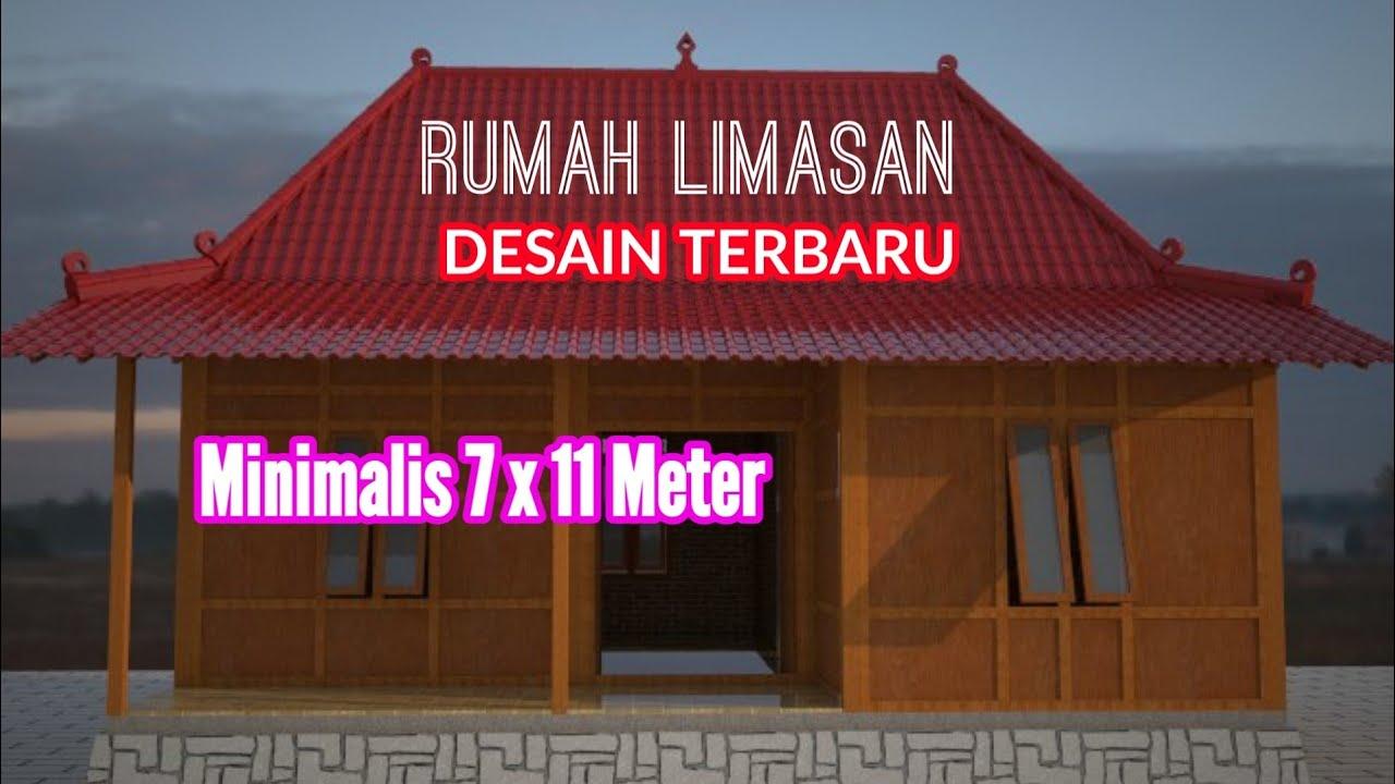Rumah Limasan Rumah Limasan Modern Rumah Limasan Jawa Modern Youtube