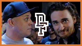 UNANYMOUS VS SHUFFLE-T | Don't Flop Rap Battle
