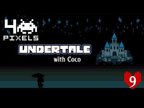 4pixels: Undertale - Part 9 - A Familiar Face