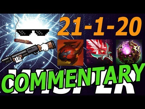 You Have NEVER Seen an Io Game Like THIS Before (w/ Commentary) - Dota 2 Gameplay
