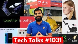 Tech Talks #1031 - Death by PUBG, Find X2 Display, Snapdragon 460, 662, 720G, ISRO GSAT 30, Z Flip