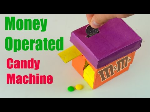 Thumbnail: How To Make A Money Machine M&M's