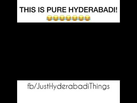 Hyderabadi  baataan !!!!