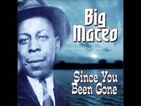 Big Maceo Merriweather, County jail blues