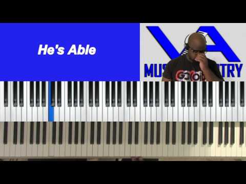 He's Able by Kirk Franklin
