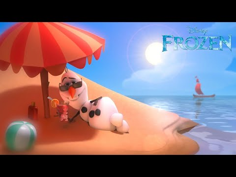 FROZEN | 'In Summer' Song -- Official | Official Disney UK