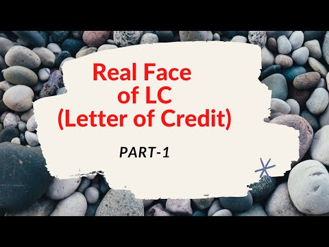 S.# 9 Real Face of L/C (Documentary Credit) Part 1 in Urdu / Hindi