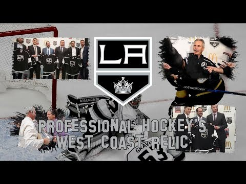 The Los Angeles Kings: Professional Hockey's West Coast Relic