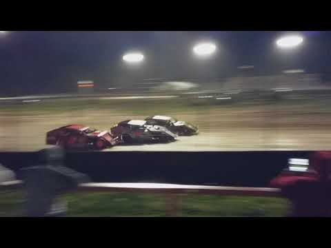 Lee County Speedway - A-Main - 5/11/18