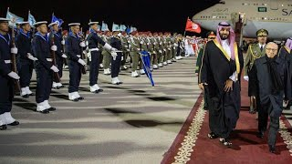 Saudi Crown Prince MBS Arrives in Tunisia for Getting Support on Khashoggi