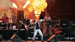Wolfgang Petry - Der Himmel brennt (Live auf Schalke 1998)