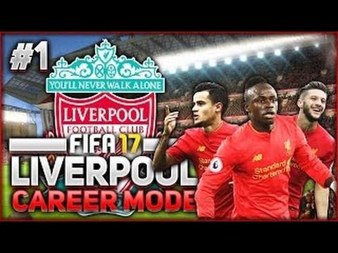 Fifa 17 Liverpool Career Mode Episode 1