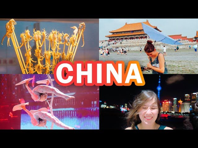 MINHA VIAGEM PRA CHINA mais um vlog antigão kkk