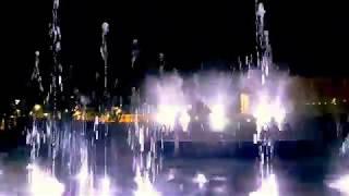 Lublin - iluminacje imprez miejskich