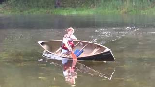 Canadian Freestyle Solo Exhibition - 2016 Midwest Canoe Symposium
