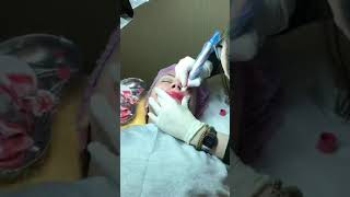 Обучение по перманентному макияжу ( Ученица Алина город Самара ) 😉