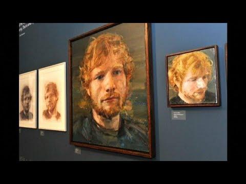 France 24:Ed Sheeran showcase opens in musician's home county of Suffolk
