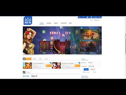 KINGUNI MOBILE CAMBODIA - HOW TO TOP UP GAME CODE !