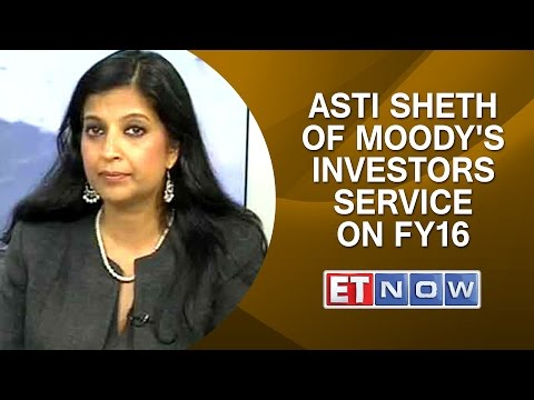 Asti Sheth Of Moody's Investors Service On FY16 Q1 GDP, Market Volatility & More