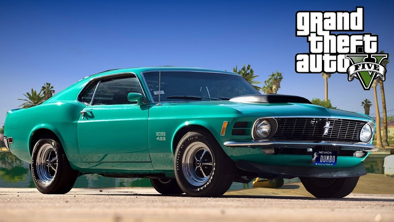 Ford Mustang 1967 Five