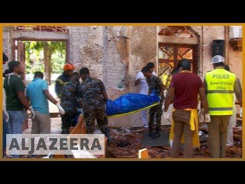 🇱🇰 Death toll in Sri Lanka bombings rises to 290 | Al Jazeera English