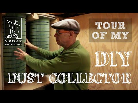 Tour Of My DIY Dust Collection System