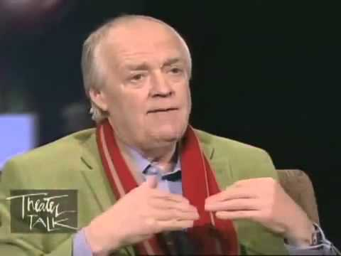 Theater Talk  Sir Tim Rice on Chess revival 2008