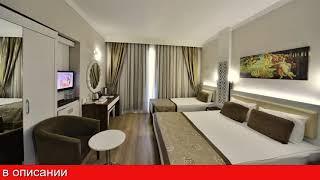 Обзор отеля Linda Resort Hotel в Сиде Турция