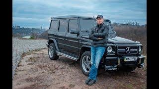 Mercedes G Brabus 6x6
