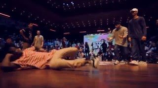 Finał Breakdance na Street Star 2016: Villain State Of Mind vs La Smala